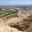 Stock Photo: Jericho Holy Land