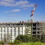 New construction in Jerusalem — Stock Photo