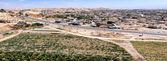 Jericho panorama — Stockfoto