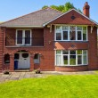 Red brick house — Stock Photo #41264903