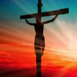 Jesus Blood Sacrifice — Stockfoto