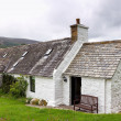 Old traditional Scottish house — Stock Photo #49739263