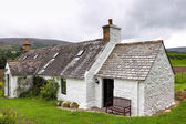Old traditional Scottish house — Stock Photo