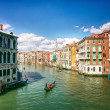 Grand Canal in Venice, Italy — Stock Photo #5046692