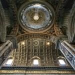 Indoor St. Peter's Basilica, Vatican — Stock Photo #6729497