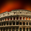 Colosseum in Rome, Italy — Stock Photo #8712097