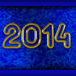 New Year 2014 — Foto de stock #30889353