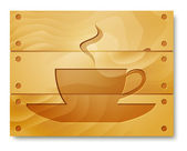 Tea cup — Stock Vector