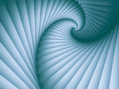 Spiral background — Stock Photo
