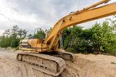 掘り — ストック写真