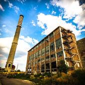 工厂 — 图库照片