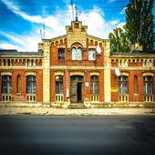 Arquitetura histórica — Foto Stock