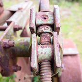 Old machinery — Stock Photo