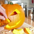 Halloween pumpkin — Stock Photo #13716555