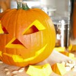 Halloween pumpkin — Stock Photo #13716562