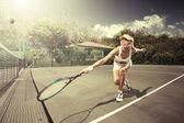 Tenis — Foto de Stock