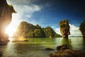 остров — Стоковое фото
