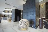 Stylish lobby — Stock Photo