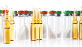 Ampoules — Stock Photo