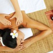 Woman in spa environment — Stock Photo #33285967