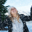 Snowfall — Stock Photo #39148367
