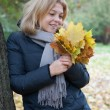 ragazza autunnale — Foto Stock #39215255
