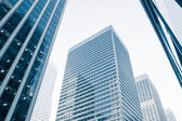 Ciudad de negocios — Foto de Stock