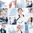 Business mix — Stock Photo #42236095