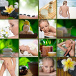 Stockfoto: Spa mix