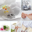 Wedding mix — Stock Photo