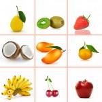 Fruit mix — Stock Photo #42236283