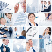 Business mix — Stock Photo