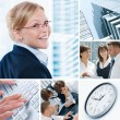 Stock Photo: Business collection