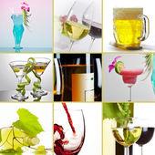Alcohol mix — Stock Photo