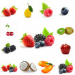 Berry theme mix — Stock Photo #44391001