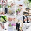 Wedding mix — Stock Photo #44391307