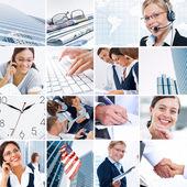 Business  theme — Stock Photo
