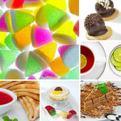 Sweet mix — Stock Photo