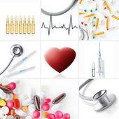 Medic mix — Stock Photo