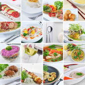 Food mix — Stock Photo