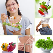 Healthy mix — Stock Photo