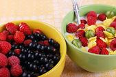 A healthy breakfast — Stock Photo