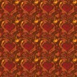 Royalty-Free Stock Vector Image: Seamless pattern I love coffee