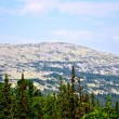 Ural mountain range Kvarkush — Stock Photo