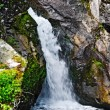 Waterfall on the river Zhigalan 2 — Stock Photo #36067651