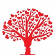 Royalty-Free Stock Vector Image: Tree of love