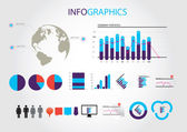 Infographics — Stock Vector