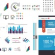 Web graphic collection - start up graphics — Stockvektor