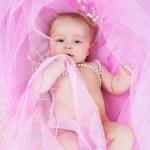 Small princess — Stock Photo