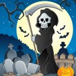 Grim reaper theme image 5 — Stock Vector #13127118